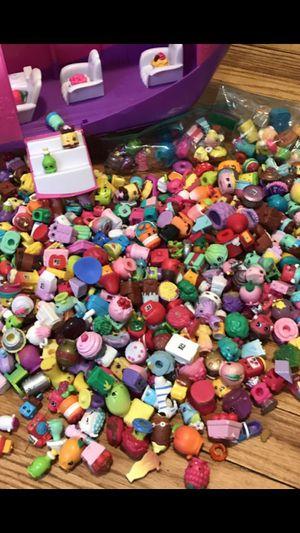 Shopkins shopkins over 300 for Sale in Dearborn, MI