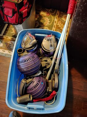 Dyson DC25 parts lot for Sale in Tampa, FL