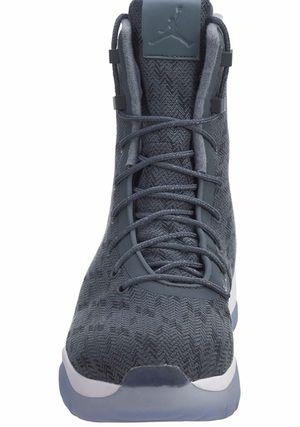 Nike Air Jordan Future Boots WaterProof Cool Grey/White 854554-003 Men Size 9 & 10 for Sale in Henderson, NV