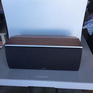 Polk Audio Center Speaker for Sale in San Diego, CA