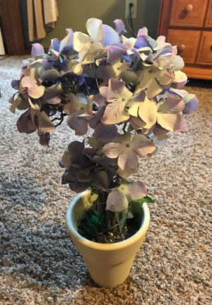 Hydrangea fake plant for Sale in Virginia Beach, VA
