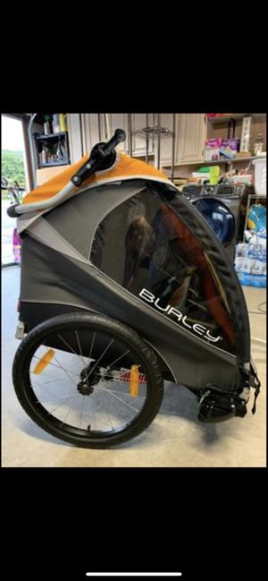Burly D Lite - 2 Seater Bike Trailer for Sale in San Diego, CA
