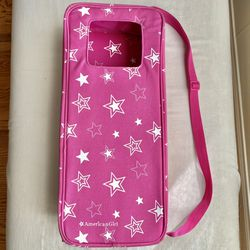 American Girl Doll Backpack Carrier Case Travel Case for Sale in Los Angeles,  CA