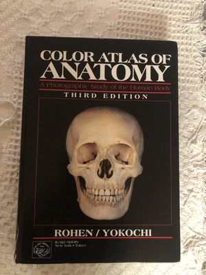 Anatomy textbook for Sale in Seattle, WA
