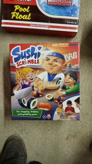 Sushi Scramble for Sale in Stafford, TX