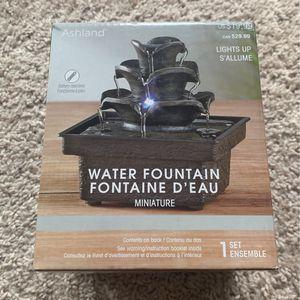 Brand New Water Fountain - Home Decor for Sale in Atlanta, GA
