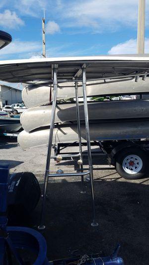 Boat T Top for Sale in Pompano Beach, FL
