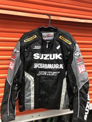 Suzuki GSX-R Gixxer Motorcycle Jacket XL for Sale in Orlando, FL
