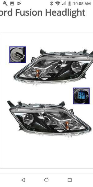 2011 fusion headlights for Sale in Clovis, CA