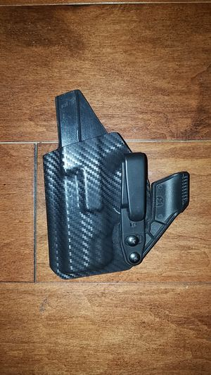 Kydex S&W shield AIWB holster (Lefthanded) for Sale for sale  Garden Grove, CA