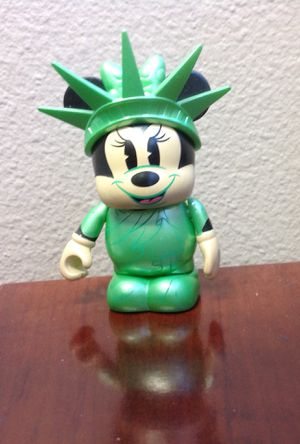 Minnie Mouse Lady Liberty for Sale in Mission Viejo, CA