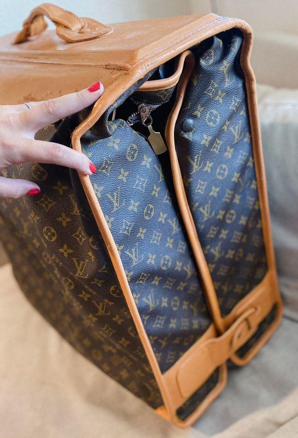 Vintage Louis Vuitton Garment Bag