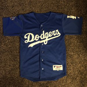 "Majestic Los Angeles Dodgers ""50th Anniversary"" Edition (Size Small) Supreme Champion Lakers LA for Sale in Los Angeles, CA"