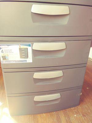 Plastic drawer for Sale in Lynwood, CA