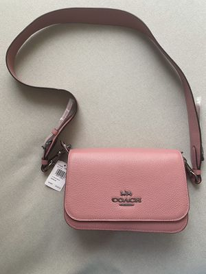 Coach Small Leather Jes Messenger Bag (NWT) for Sale in Pasadena, CA
