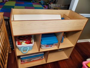 diaper changing table for Sale in Chesapeake, VA