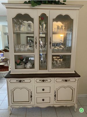 antique white gold china for Sale in Hollywood, FL