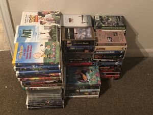 Collection of 108 VHS Movies for Sale in Knoxville, TN