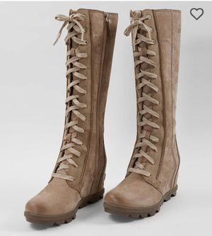 New Sorel Tall Joan of Arctic Leather Boots for Sale in Yucaipa, CA
