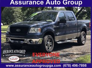 2006 Ford F-150 XLT SuperCrew for Sale in Lithonia, GA