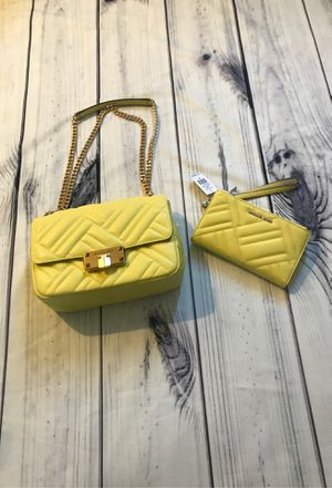 NEW MICHAEL KORS PURSE & WALLET for Sale in Palmdale, CA