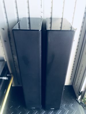 Polk Audio TSi500 Floorstanding Speakers - Pair for Sale in La Mesa, CA