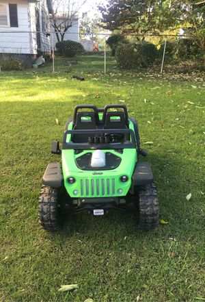 Jeep Power wheels for Sale in Lynchburg, VA
