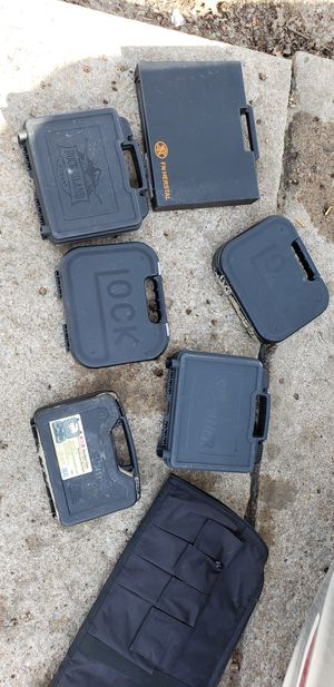 Pistol Boxes for Sale in Shawnee, KS