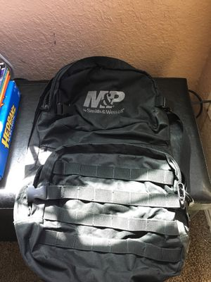 M&P by Smith&Wesson hiking backpack for Sale in Fresno, CA