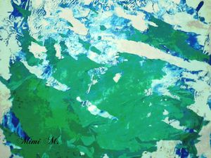 """Earth Abstract #2"" Art Print for Sale in Lake Wales, FL"