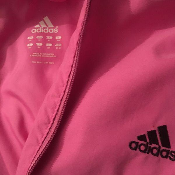 adidas Women's Hoodie Jacket M