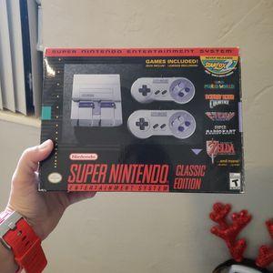 Super..Nintendo Classic for Sale in Miami, FL