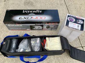 InterFit 400 watt Studio lights. x6 for Sale in Midlothian, VA