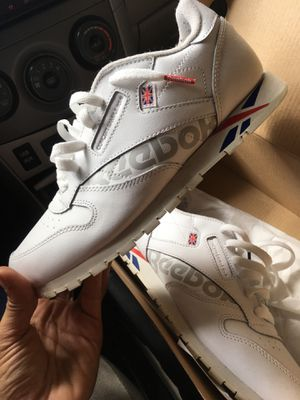 """Worn 1 time limited addition size5 """"Lil Baby"""" Reebok classic for Sale in Tampa, FL"""