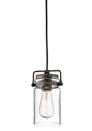 Kichler Canning Jar pendant lights (never used) Qty: 3 for Sale in St. Pete Beach, FL
