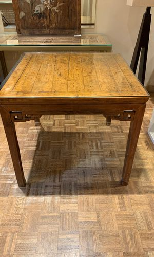 Large square antique table for Sale in Seattle, WA