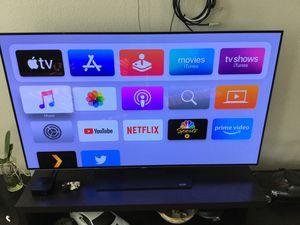 "LG 55"" OLED tv 4K for Sale in Fresno, CA"