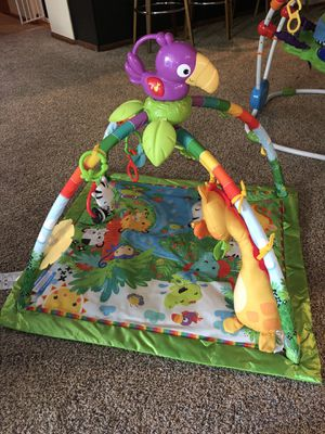 Play mat activity center for Sale in Redmond, WA