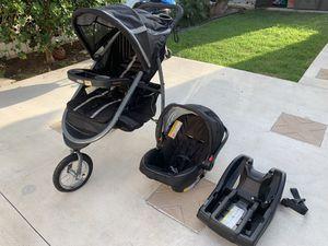 Graco RoadMaster Jogger Travel System Stroller, for Sale in Hawthorne, CA