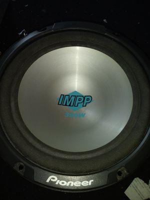 """Pioneer IMPP Car Audio 10"""" Subwoofer for Sale in Manassas, VA"""