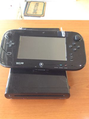 Nintendo wii u 32 gb with all cables for Sale in Hollywood, FL