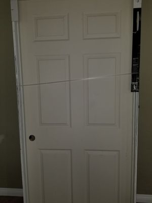 Right hand door and frame for Sale in Corona, CA