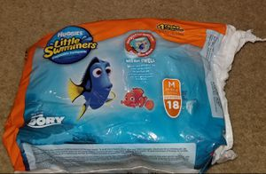 Swim diapers size medium for Sale in Bowie, MD