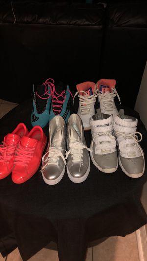 Nike puma shoe bundle for Sale in Land O Lakes, FL