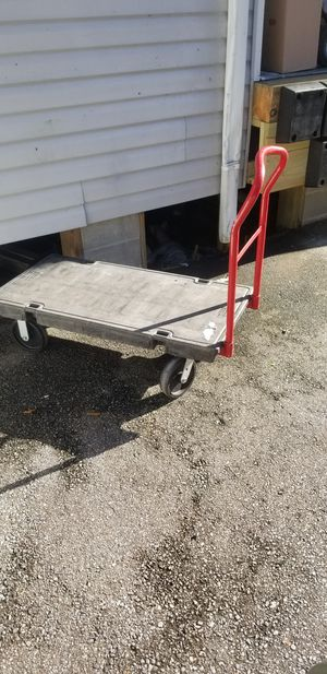 Rubbermaid commercial dolly for Sale in Virginia Beach, VA