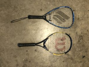 Tennis rackets for Sale in Harrisonburg, VA