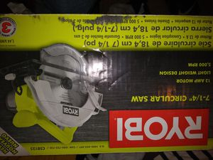Ryobi power tools for Sale in Tolleson, AZ