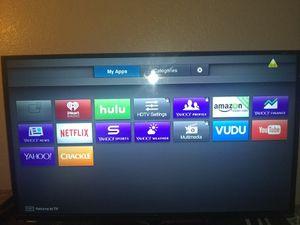 40 inch Vizio smart tv for sale for Sale in Federal Way, WA