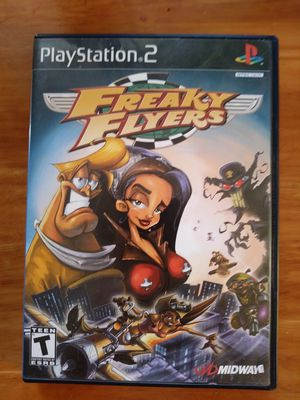 FREAKY FLYERS PS2 for Sale in Everett, WA