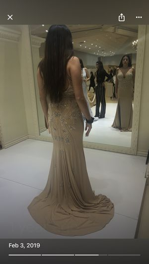 Prom dress from Castle couture for Sale in South River, NJ